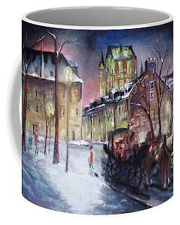 old Quebec Coffee Mug
