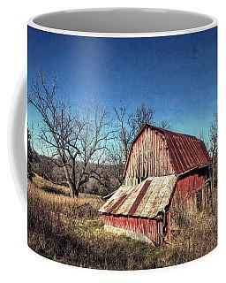 Old Red Barn Coffee Mug