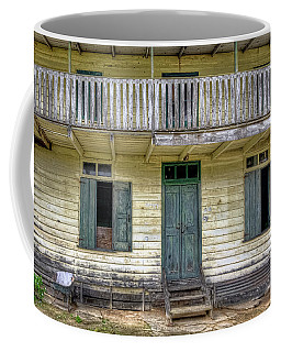 Old River House Coffee Mug