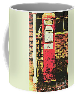 Old Roadhouse Gas Station Coffee Mug