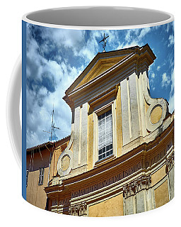 Old Roman Building Coffee Mug