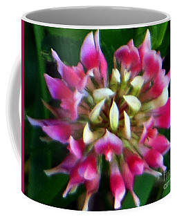 Old Rose Explosive Wildflower Coffee Mug