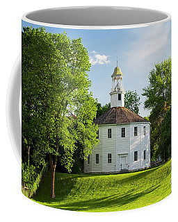 Old Round Church Spring Coffee Mug