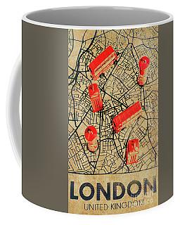 Old Routemaster Way Coffee Mug