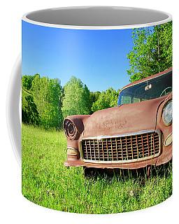 Old Rusty Car Coffee Mug