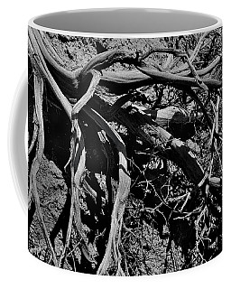 Coffee Mug featuring the photograph Old Sagebrush by Ron Cline