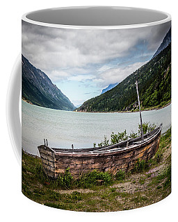 Old Sailboat Coffee Mug