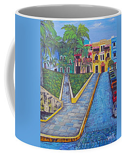 Old San Juan Coffee Mug