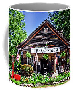 Old Sautee Store - Helen Ga 004 Coffee Mug