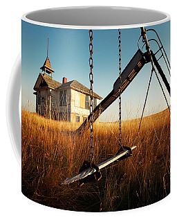 Old Savoy Schoolhouse Coffee Mug