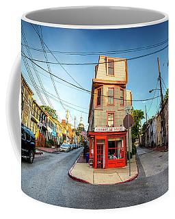 Old School Annapolis Coffee Mug