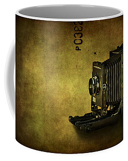 Vintage Camera Coffee Mugs