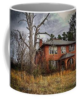 Old School House  Coffee Mug by Melissa Messick