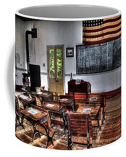 Old School Room Coffee Mug