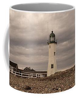 Old Scituate Light Coffee Mug