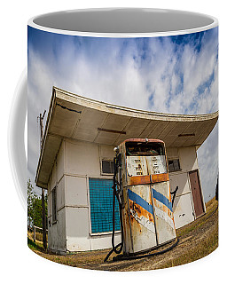 Old Servo Coffee Mug by Keith Hawley