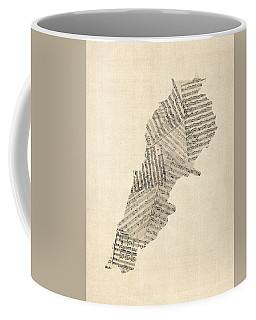 Cartography Coffee Mugs