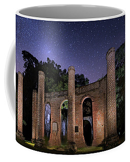Old Sheldon Church Ruins Coffee Mug