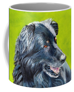 Old Shep Coffee Mug