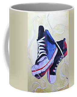 Old Shoes Coffee Mug