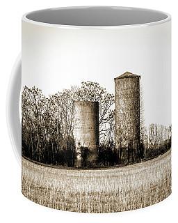 Old Silos Coffee Mug