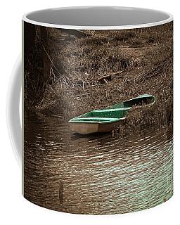 Old Skiff Coffee Mug