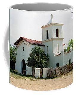 Old Spanish Mission Coffee Mug by Bob Zeller
