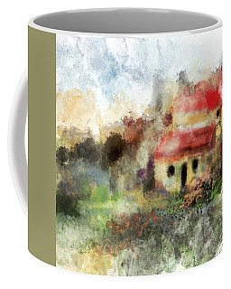 Old Spanish Village Coffee Mug