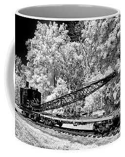 Old Steam Wrecker Car Coffee Mug