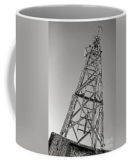Old Steel Tower Coffee Mug