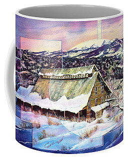 Old Stelty Packing Shed Coffee Mug