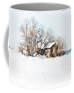 Coffee Mug featuring the photograph Old  Stone House Milford by Julie Hamilton