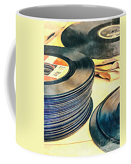 Old Time Rock And Roll Coffee Mug