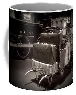 Old Time Travel  Coffee Mug
