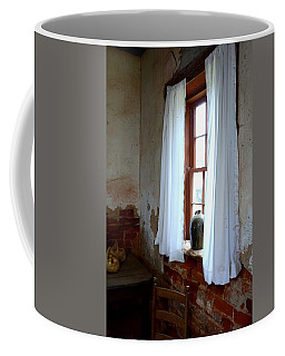 Old Time Window Coffee Mug