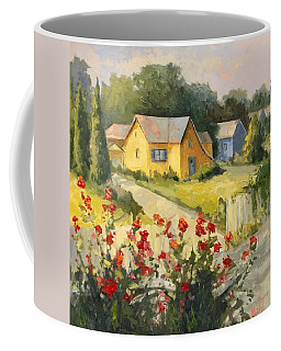 Old Times Coffee Mug