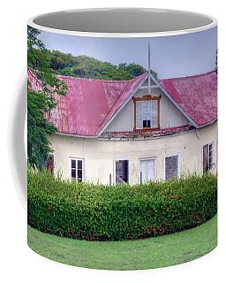 Old Tobago House Coffee Mug by Nadia Sanowar