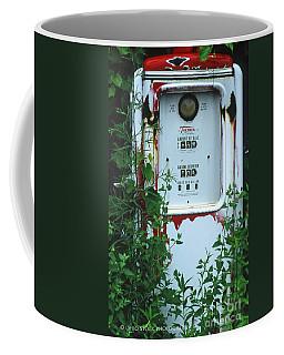 6g1 Old Tokheim Gas Pump Coffee Mug