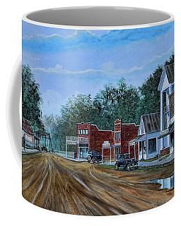 Old Town Breaux Bridge La Coffee Mug