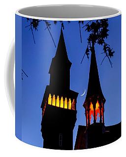 Old Town Hall Crescent Moon Coffee Mug