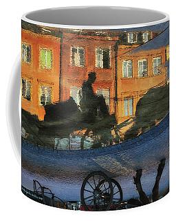 Old Town In Warsaw #12 Coffee Mug
