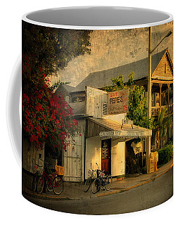 Old Town -  Key West Florida Coffee Mug