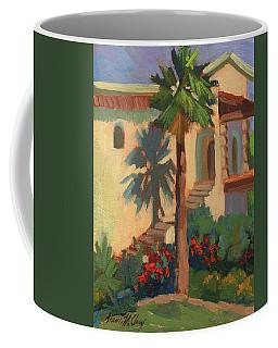 Old Town La Quinta Palm Coffee Mug
