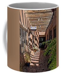 Old Town Shopping Coffee Mug