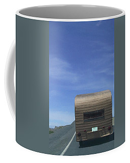 Old Trailer Coffee Mug