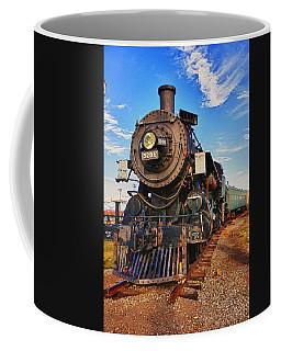 Old Train Coffee Mug by Garry Gay