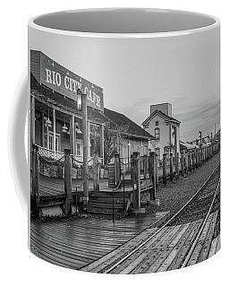 Old Train Station Coffee Mug