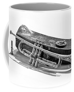 Old Trumpet Coffee Mug