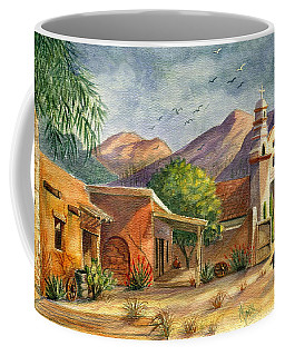 Old Tucson Coffee Mug