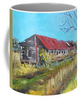Old Turkey House Coffee Mug by Jim Phillips